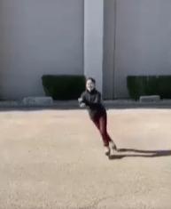 【映像有】日本スケート連盟、宮原知子選手のメッセージ動画を公開!  …「さっとん、かわいーい おかげで笑顔になれたよー」「インラインスケートうますぎてびっくりしました!」…