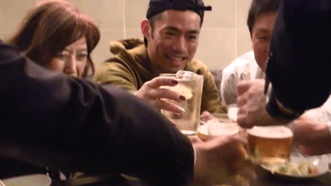 【映像有】シングル引退の高橋大輔、長光コーチからの最後の言葉とは?  …全日本選手権 直後の打ち上げに密着…