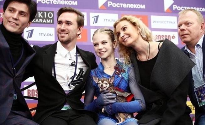 アレクサンドラ・トルソワ、移籍について語る!  …「正しい一歩を踏み出したと信じている」…
