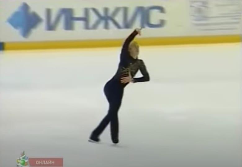 【映像有】旧採点時代の好きなプロ、エフゲニー・プルシェンコ  「ニジンスキーに捧ぐ」!  …#30DayFigureSkatingProgramChallenge …