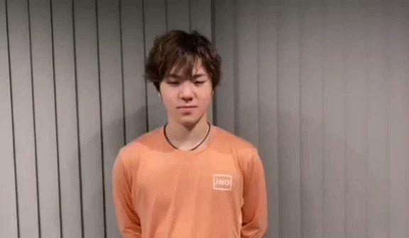 【映像有】宇野昌磨からファンへのメッセージを公開!  …ミズノ株式会社の公式オンラインショップ…
