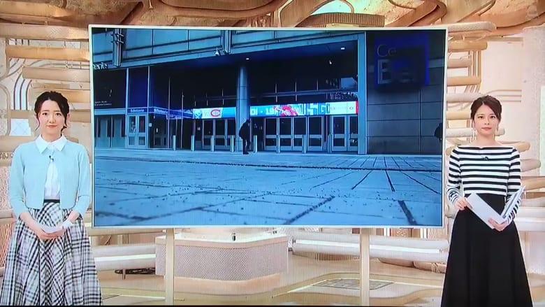 【映像有】フィギュアスケーター達の今!  …Live news αより…チラッと羽生くんと昌磨くんも…