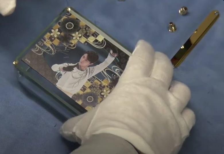 【映像有】羽生結弦選手、オリジナルオルゴールができるまで!  …日本電産株式会社Nidec公式…