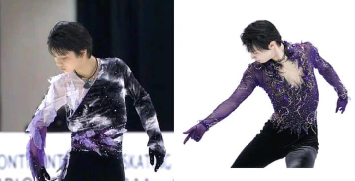 NHK番組、よく考えたら紫で始まって紫で締めた!