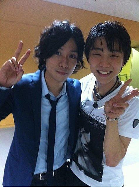 指田さんは羽生より小顔で華奢?  …「二人とも可愛い」「いい写真」…