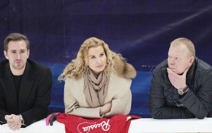 対決!  …なぜロシア代表コーチの座はプルシェンコ氏でトゥトベリーゼ氏ではないのか…