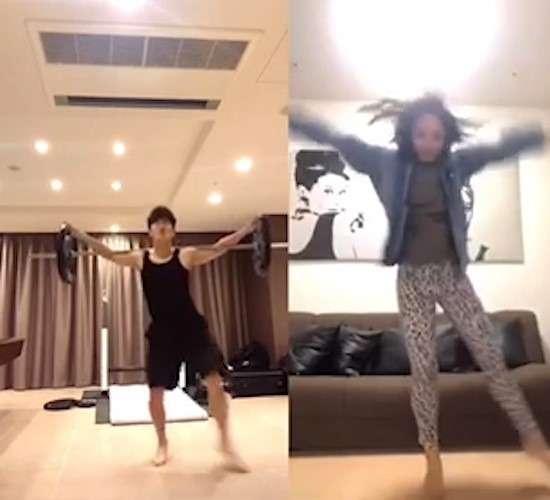 安藤美姫、「TikTok」で激しいダンス!  …「体幹えげつなすぎて笑う」と話題に…