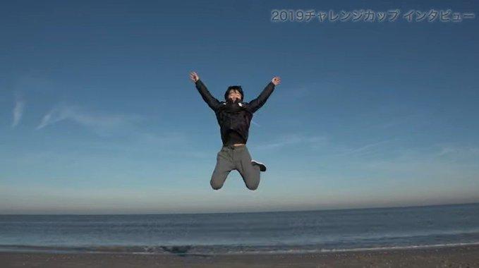 鍵山優真、佐藤駿、垂水爽空インタビュー!  …「チャレンジカップ2019」…