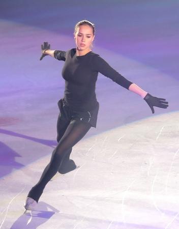 ロシア強化選手にザギトワら、2020/21シーズン!  …ロシア・スポーツ省が承認…