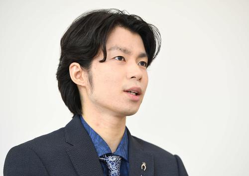 町田樹インタビュー2!  …競技振興へ産業としての視点…
