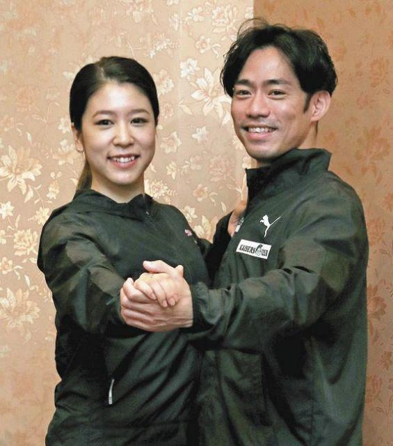 フィギュア・村元が高橋大輔と同じ関大KFSC所属に!  …アイスダンスで今季カップル結成…