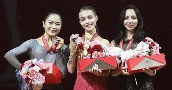 北京冬季五輪の関連大会は例外!  …フィギュアGP中国杯は開催へ…