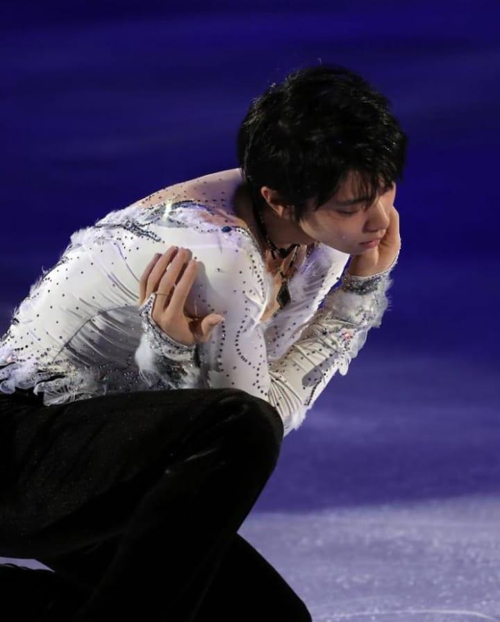 スワンこの感じかな?  …「こんな日本男子もう出てこないだろうな 」「これで2連覇中なんだぜ」…