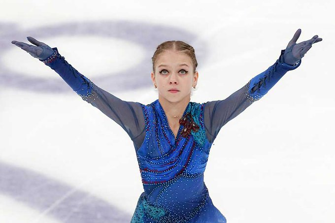 トルソワ、驚異のタノ4回転ルッツ着氷!  …プルシェンコ衝撃「こんなの見たことない!」…