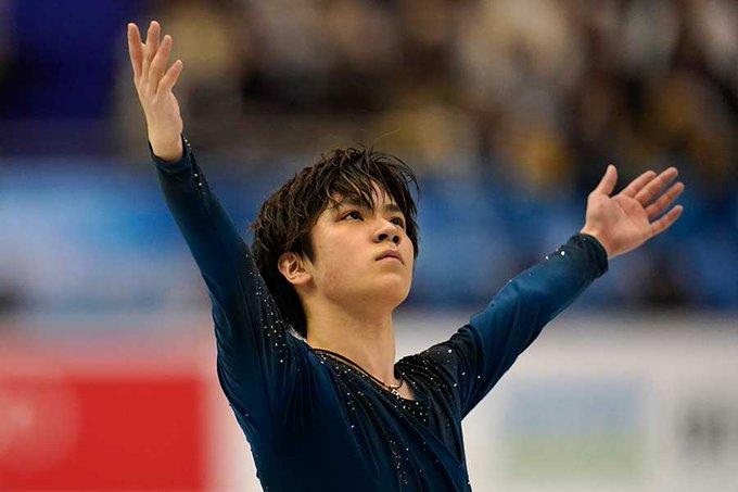 宇野昌磨「皆で共に越えていきましょう」  …GPフランス杯中止に公式サイトでコメント発表…