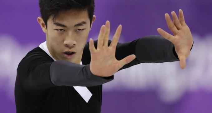 ネイサン・チェン選手の新プログラム動画がネットに出現!