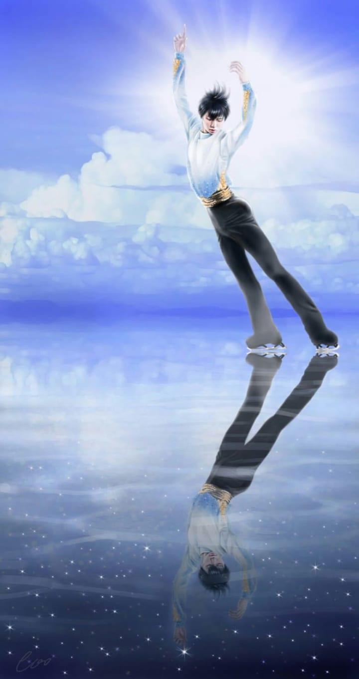 こういうイメージした時に思い浮かぶスケーター 羽生以外いない!  …「やっぱ美しいとかそういうの大事だなと思う」「いつか観たいと思ってしまう」…