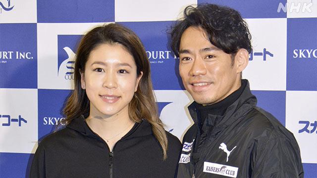 アイスダンス転向の高橋大輔 NHK杯に向けアメリカで調整!