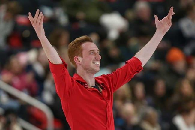 親日家の米フィギュア選手が30歳で引退!  …思い出は「羽生結弦選手と共に表彰台」…