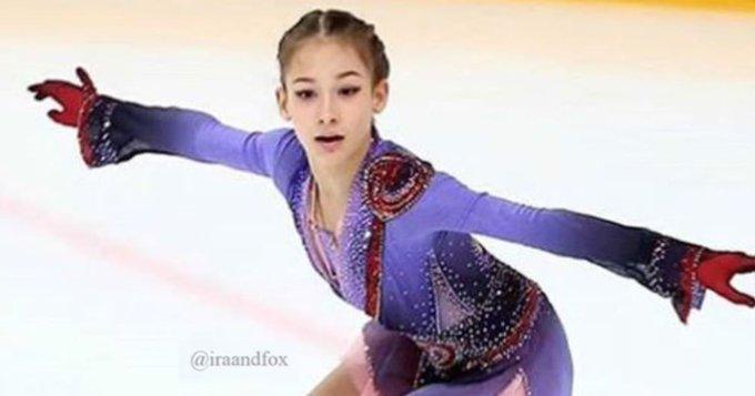ソフィア・アカチエワはロシアのフィギュアスケート界に現れた新たなスーパースターか?  …OLYMPIC CHANNEL…