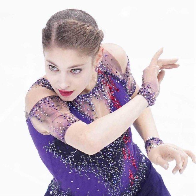 GPロシア杯 女子SP、コストルナヤが78・84点で首位!  …2位はトゥクタミシェワ、3位はトルソワ…