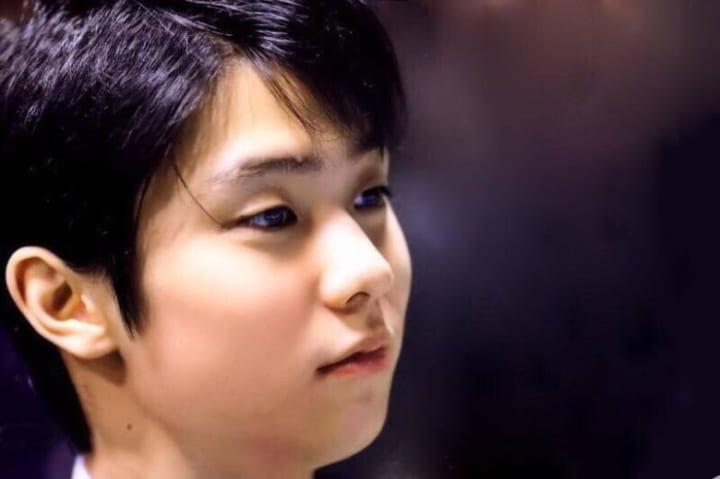 ちょっとふっくらかわいい!  …「ほっぺあるとすごく若く見える」「全日本SP抽選会でなんでこんなに美しいの?」…