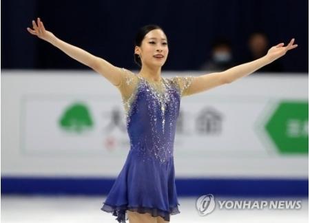 韓国女子フィギュアのホープ劉永!  …NHK杯出場へ…