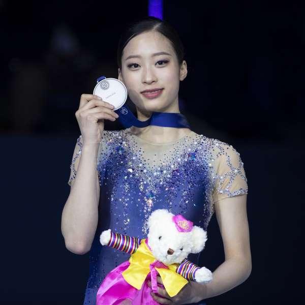 キム・ヨナ後継者ユ・ヨン、本家も舌を巻く鋼のメンタル!  …NHK杯SPでは最下位も…