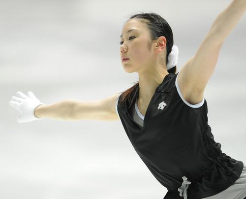 中野友加里さん「私の同志」氷上の高橋大輔に喜び!