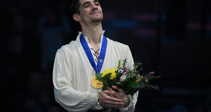 フィギュアスケートのハビエル・フェルナンデス氏 自身のアカデミーをオープン!