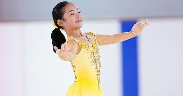フィギュア日本女子11~13歳、「黄金世代」の衝撃!  …3アクセルや4回転、天才少女が続々と…
