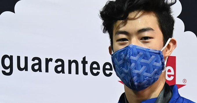 ネイサン・チェン、スケートアメリカ制し北京2022に照準!