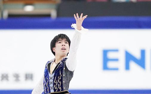 佐藤駿 1・4「名古屋フィギュアスケートフェスティバル」欠場!  …紀平梨花らは出演予定…