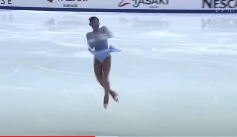 【映像有】安藤美姫、自分の4回転の挑戦動画を公開!