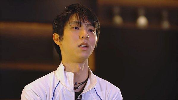 【映像有】羽生結弦選手「心にともる演技を」  …あす全日本フィギュア…