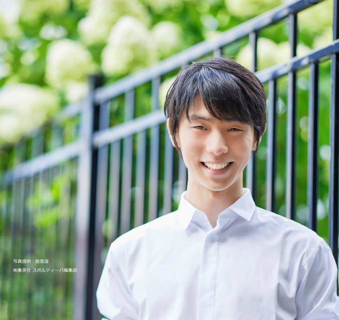 SPECIAL INTERVIEW、羽生結弦さん!  …「原動力は、学びを無駄にしないという思い」…