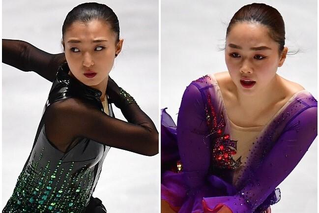 坂本花織&樋口新葉の高スコアに露メディアが驚愕!  …「日本女子がトゥクタミシェワとコストルナヤを凌駕した」…