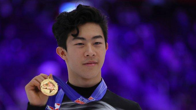 全米フィギュア5連覇のネイサン・チェンが羽生結弦をリスペクトする理由!