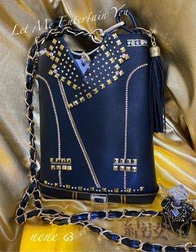 neneさん すごい!!  …「こんな素敵にバッグも作れる」「棘棘もしっかりついて再現率100%」…