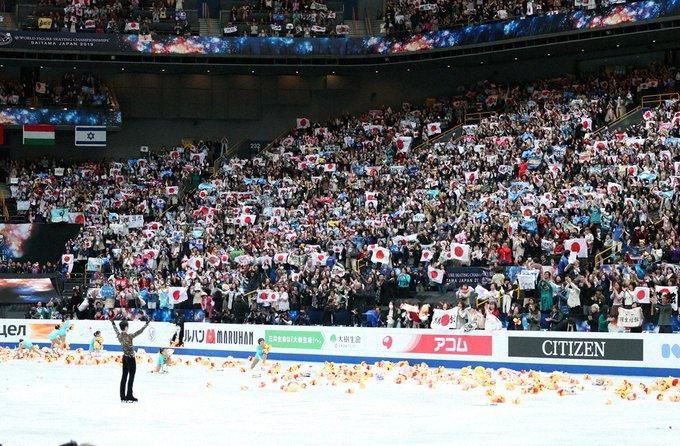 フィギュア世界選手権、3月ストックホルム開催へ 昨季は直前で中止
