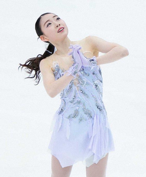 紀平梨花、五輪シーズンへの誓い「北京五輪で悔いのない、笑顔で終われる試合を」