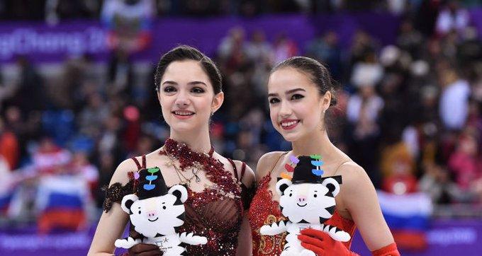 メドベージェワ、ザギトワにプロスポーツ復帰は無理 専門家