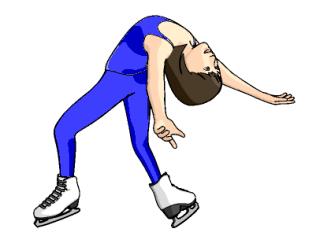 荒川静香選手が金メダルを獲得(2006年2月23日)
