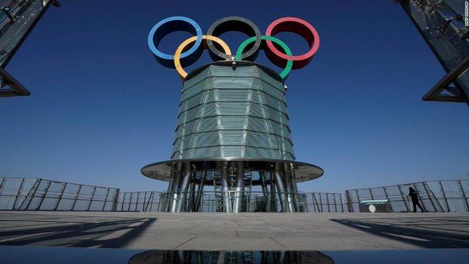 北京冬季五輪まであと1年、人権団体がボイコット呼びかけ