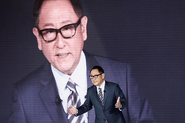 トヨタ社長、コメント発表!  …森喜朗会長の発言は「誠に遺憾」…