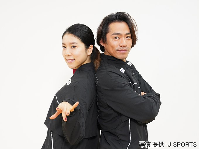 アイスダンス・村元哉中さん&髙橋大輔さんがカップル結成秘話とデビューシーズンを語る