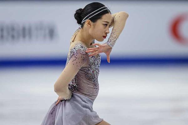 韓国フィギュア界が期待 「キム・ヨナの後継者」16歳天才少女は日本で成長中