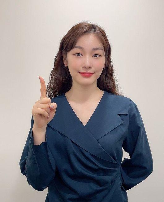 元フィギュアスケート韓国代表 キム・ヨナ、ラブリーな美貌の近況を公開