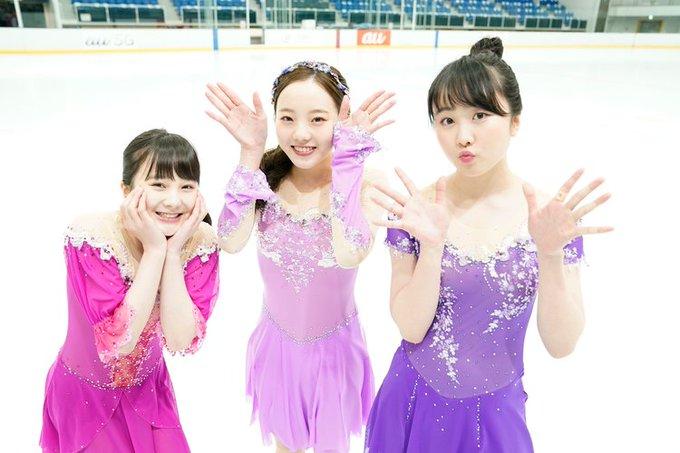 本田3姉妹のフィギュア動画公開 望結が考案の振り付け&オリジナル衣装(写真 全11枚)