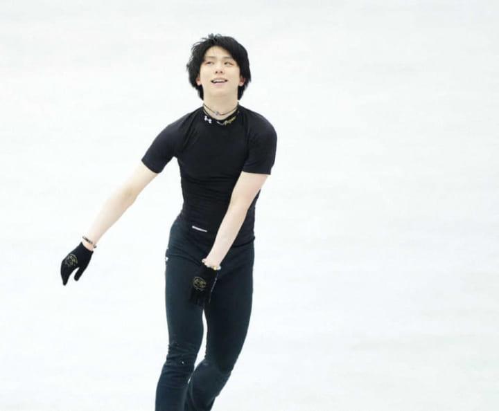 難しい事をするのって楽しいんだろうな!  …「この純真さってなんなんだろうか」「本当にスケート好きなんだね」…